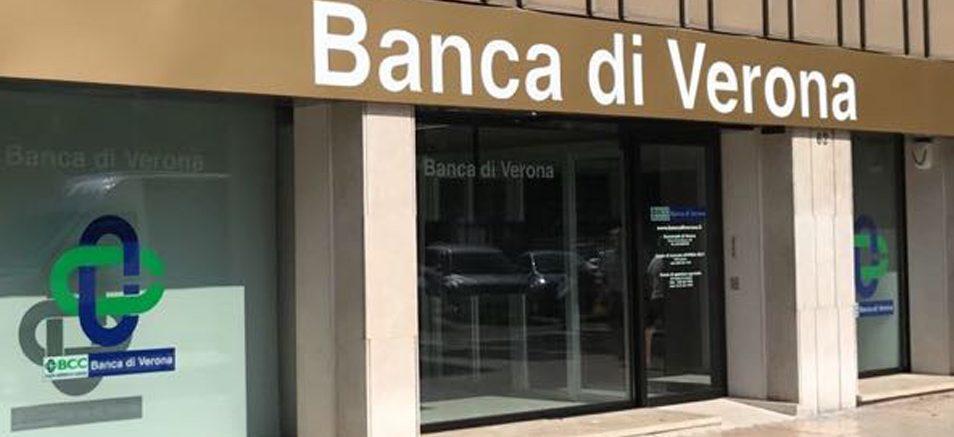 Banca di Verona apre un nuovo sportello in città